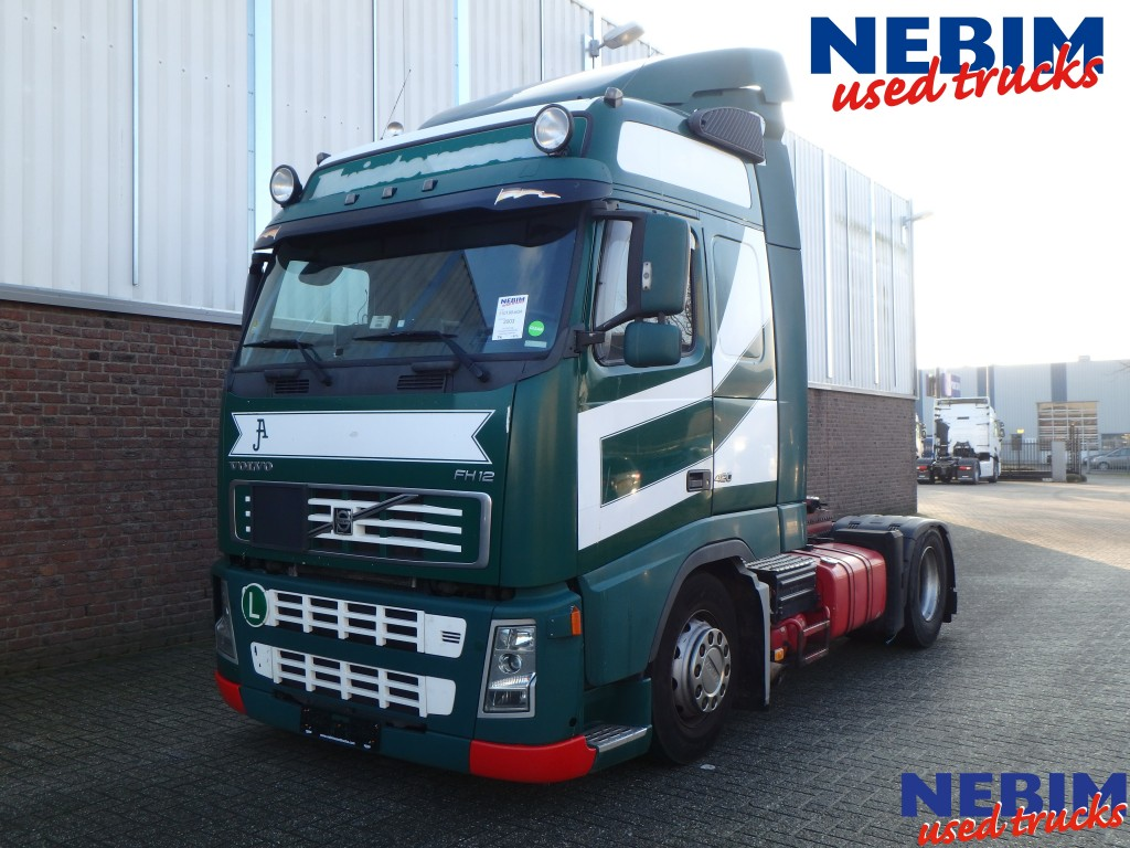 Volvo  FH12 420 X-Low Globetrotter I-Shift