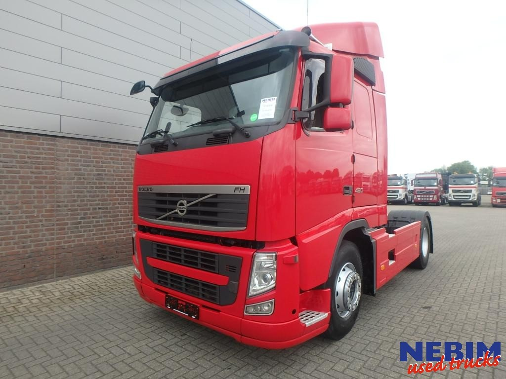 Volvo  FH13 420 4x2 Euro 5 491.154Km / Top condition