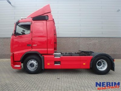 Volvo  FH13 420 4x2 Euro 5 491.154Km / Top condition (5)