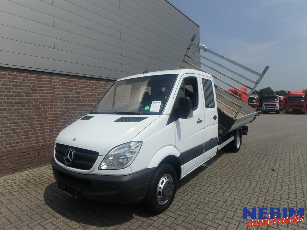 Mercedes-Benz Sprinter 515 CDI 3 way Tipper