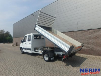 Mercedes-Benz Sprinter 515 CDI 3 way Tipper (1)