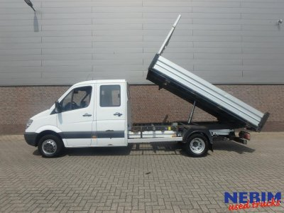 Mercedes-Benz Sprinter 515 CDI 3 way Tipper (5)