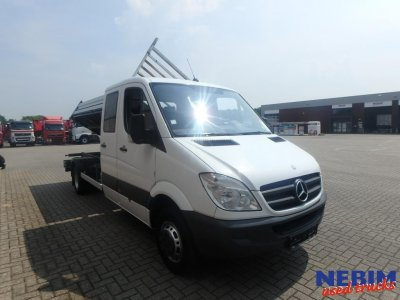 Mercedes-Benz Sprinter 515 CDI 3 way Tipper (7)