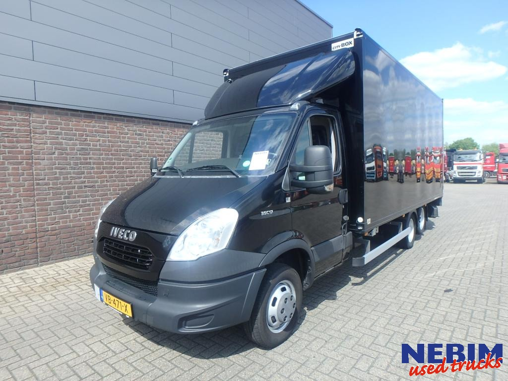 Iveco Daily 35C17 Euro 5 BE Combi 1800 plus