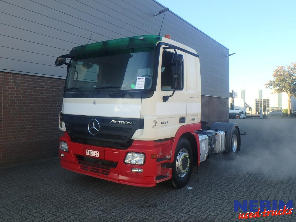 Actros 1841 LS Euro 5 Flat roof