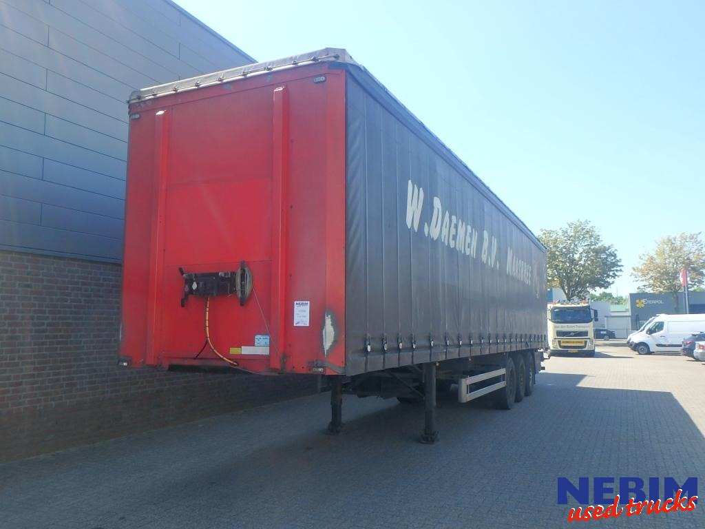 T3-001 Curtainsider