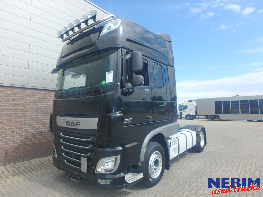 XF460 Euro 6 SSC Intarder
