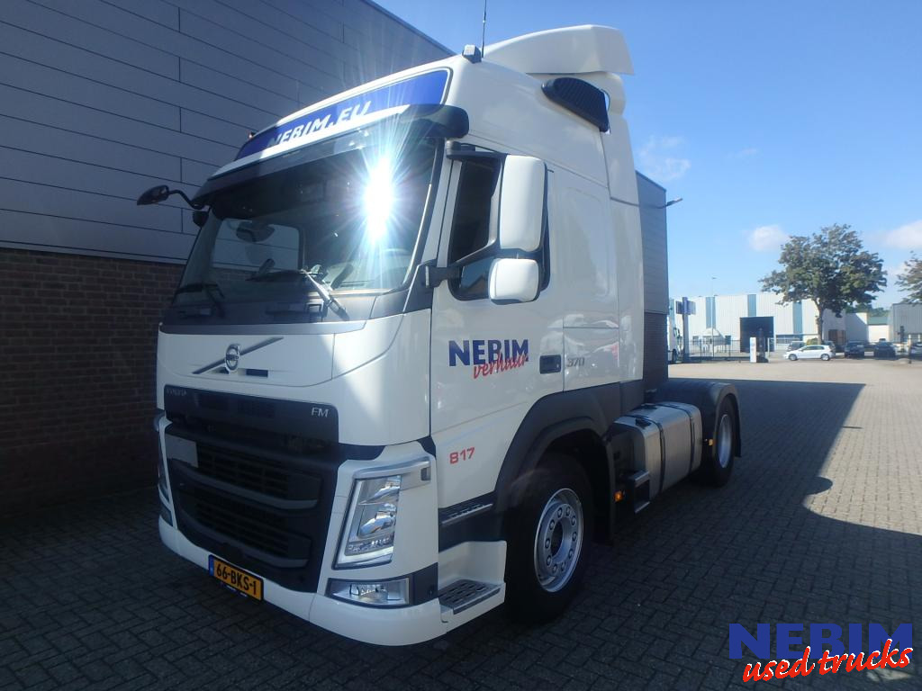 Volvo  FM370 4x2 Euro 6 Globe Only to see on appointment