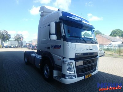 Volvo  FM370 4x2 Euro 6 Globe Only to see on appointment (8)