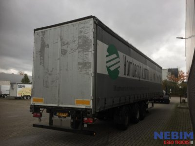Tracon  TRAILERS TO 3 / Steering axle (1)