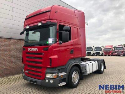 Scania  R420 Euro 5 Manual / Retarder Topline (0)