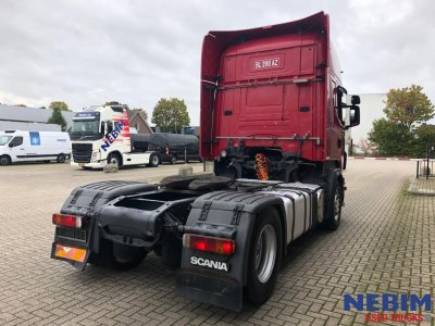 Scania  R420 Euro 5 Manual / Retarder Topline (1)