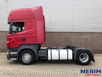Scania  R420 Euro 5 Manual / Retarder Topline (6)