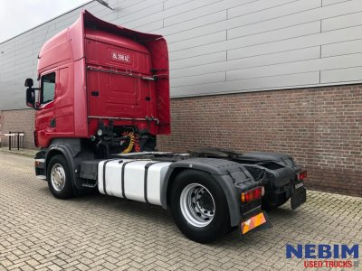 Scania  R420 Euro 5 Manual / Retarder Topline (7)