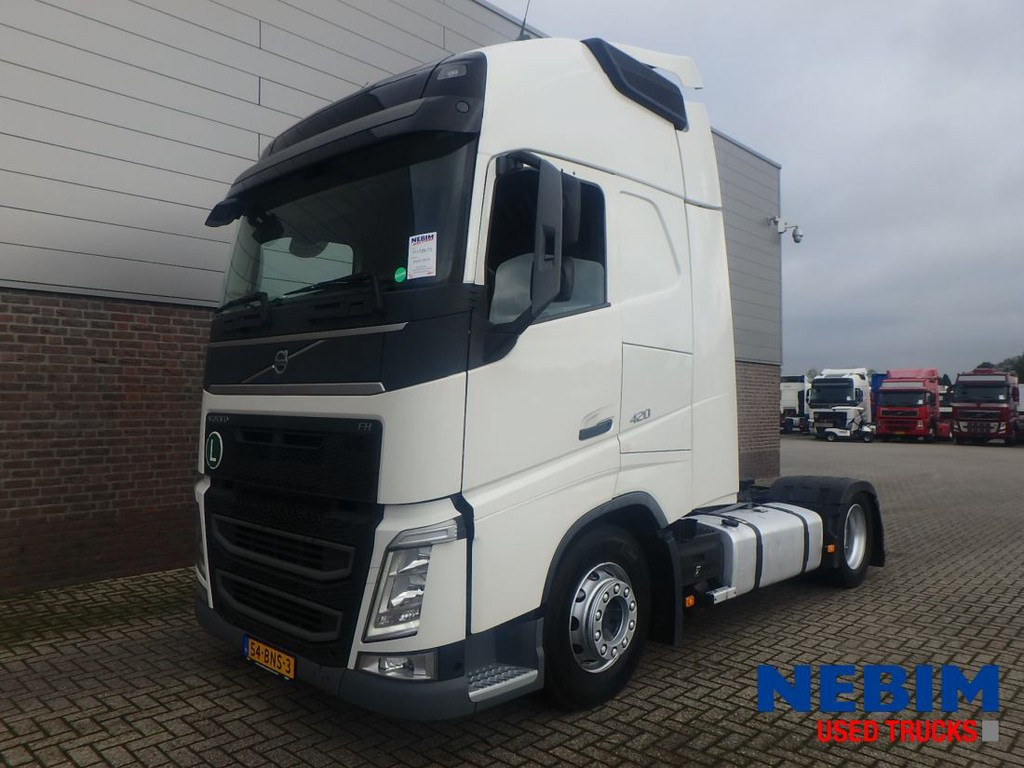FH420 Euro 6 4x2 X-Low - GLOBE XL