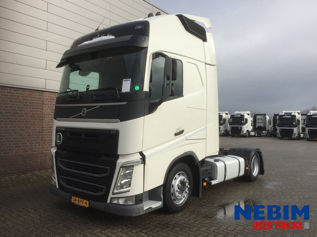 FH420 4X2 EURO 6 - X-LOW