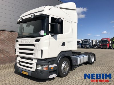 Scania  R420 Highline Retarder